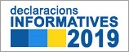 Logotip de Declaracions informatives 2019