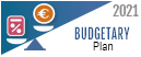 Logo of the 2021 Budget Plan