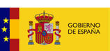 Coat of Arms Government of Spain. Opens new window