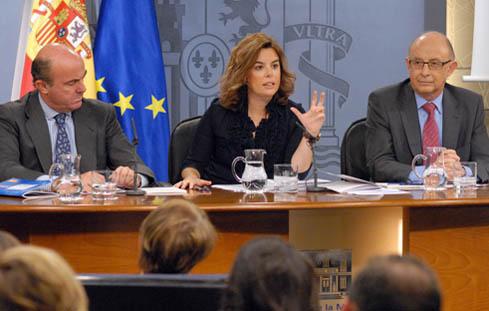 Aprobado el Proyecto de Ley de Presupuestos Generales del Estado para 2013