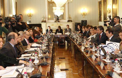 Comisión Nacional de Administración Local (8-5-2014)