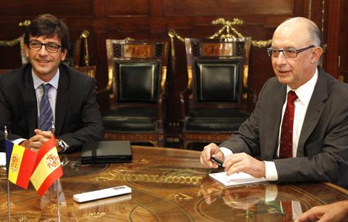 España y Andorra se comprometen a reforzar el intercambio de información tributaria