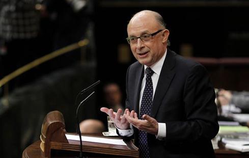 El Congreso y el Senado dan el visto bueno al límite de gasto de los PGE para 2015