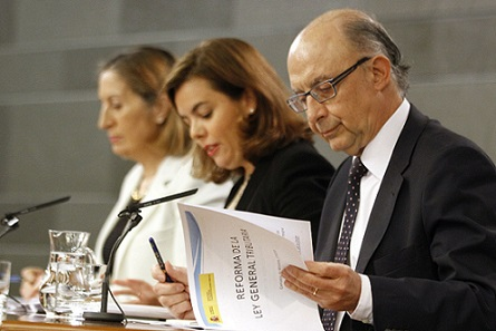 El Gobierno aprueba la reforma de la Ley General Tributaria