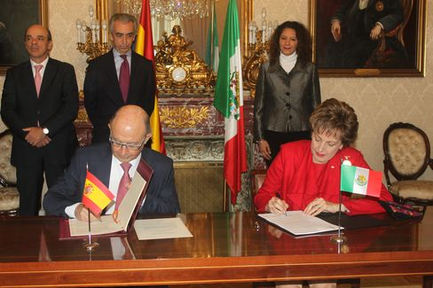 España y México renuevan el convenio para evitar la doble imposición y lucha contra el fraude