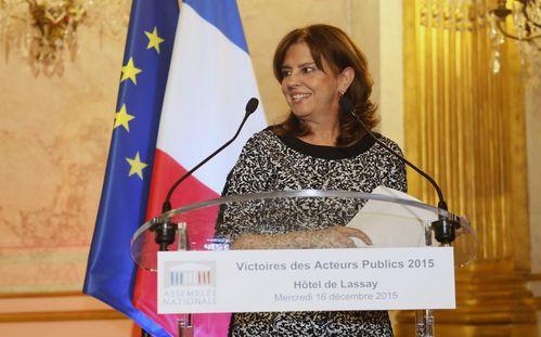 """Pilar Platero recibe en París el premio """"Victoires"""" por la reforma de la Administración Pública en España"""