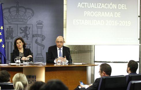 El Gobierno aprueba la actualización del Programa de Estabilidad 2016-2019