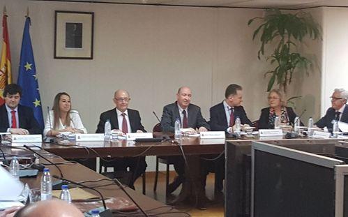Inicio ministerio de hacienda y administraciones p blicas for Mesa funcion publica