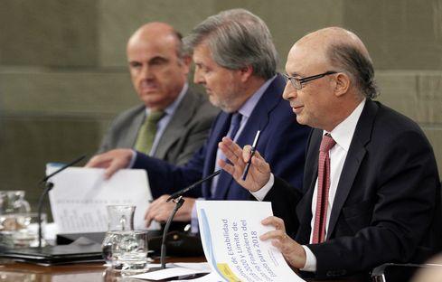 Aprobados los objetivos de estabilidad presupuestaria y de deuda 2018-2020 así como el techo de gasto del Estado para 2018
