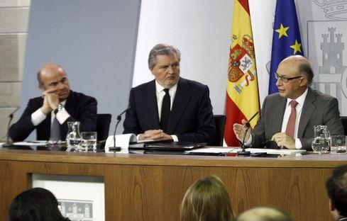 El Gobierno acuerda remitir a las Cortes Generales el proyecto de la nueva Ley del Cupo vasco para el quinquenio 2017-2021